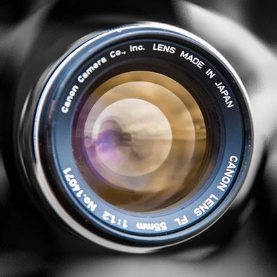 CANON FL 55 mm f/1.2