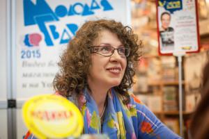 Встреча Александры Марининой с читателями